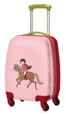 78f7a9d75a887 Cestovný kufor pre deti Malá jazdkyne Gina Galopp - 0 ks