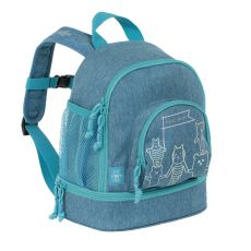 Detský batoh Mini Backpack About friends mélange blue - 0 ks