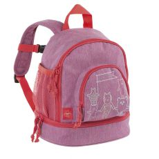Detský batoh Mini Backpack About friends mélange pink - 0 ks