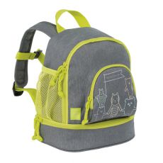 Detský batoh Mini Backpack About friends mélange grey - 0 ks