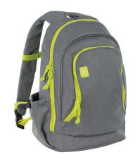 Detský batoh Backpack Big About friends mélange grey - 0 ks