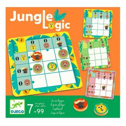Jungle logic Sudoku - 0 ks