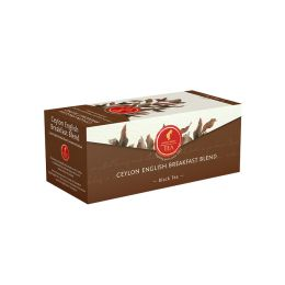 Čaj Tea Bags Ceylon English Breakfast Blend 25 x 2,5 g - 0