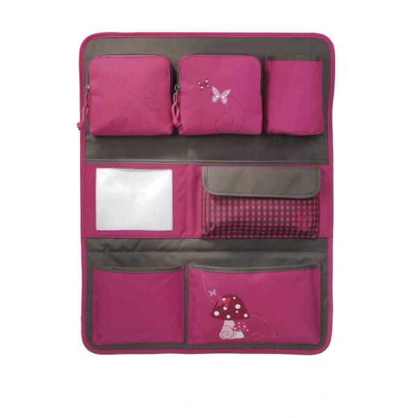 detsk vreck r car wrap to go mushroom magenta l ssig. Black Bedroom Furniture Sets. Home Design Ideas